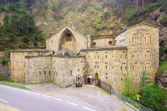 Nauders Fortress Stock Photography