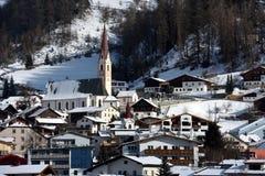 Nauders, Tirol, Austria Stock Images