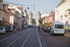 Nauener Tor in Potsdam, Germany Royalty Free Stock Photos