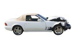 Naufrágio convertível branco Fotos de Stock Royalty Free