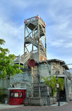 Naufrage de Key West Photographie stock
