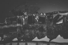 Naufragio di HMQS Gayundah Fotografie Stock Libere da Diritti