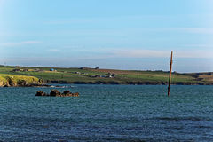 Naufragio di Orkney Fotografia Stock Libera da Diritti