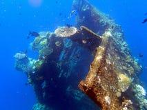 Naufragio USS Liberty - Bali Indonesia Asia immagini stock libere da diritti