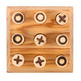 Naughts and Crosses Royalty Free Stock Images