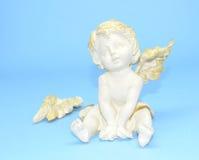 The naughty angel Stock Photo