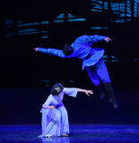 """Naughty boy-Dance drama """"The Dream of Maritime Silk Road"""". Dance drama """"The Dream of Maritime Silk Road"""" centers on the plot of two royalty free stock images"""
