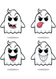 Naughty Ghost - Set 1 Royalty Free Stock Images