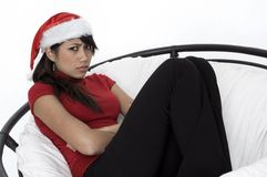 Naughty So No Presents! Stock Photography