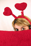 Naughty Valentine Royalty Free Stock Photo