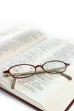 nauka biblii Fotografia Royalty Free