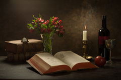nauka biblii obrazy stock