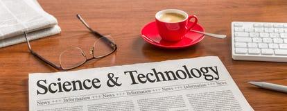 Nauka i technika obraz stock
