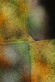 Nauka kamienna podłoga i rozprzestrzeniający światło Fotografia Royalty Free