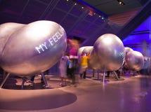 Nauki muzeum, Londyn UK, Fotografia Royalty Free