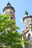Naumburg cathedral Stock Photography