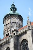 Naumburg cathedral Royalty Free Stock Images