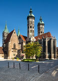 Naumburg Cathedral Stock Photography
