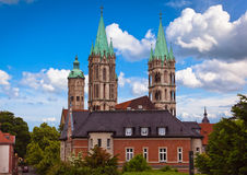 Naumburg Stock Photography