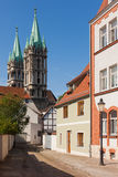Naumburg cathedral Stock Image