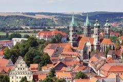Naumburg Kathedrale lizenzfreie stockfotos