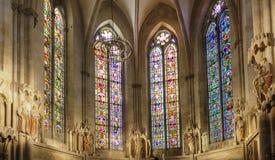 Naumburger Cathedral, Germany Royalty Free Stock Images