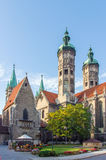 Naumburger Cathedral, Germany Royalty Free Stock Photography