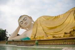 Naung Daw Gyi Mya Tha Lyaung Arkivbilder