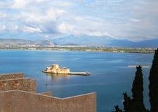 Nauplio Greece Stock Image