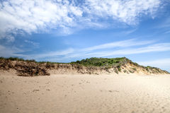 Nauset Light Beach Royalty Free Stock Photography