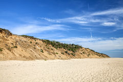 Nauset Light Beach Royalty Free Stock Photos