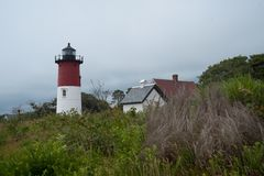 Nauset Light - Cape Cod Stock Photography