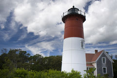 Nauset Light House Eastham, Massachusetts Stock Photography