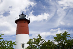 Nauset Light House EastHam, Massachusetts Royalty Free Stock Photos