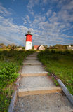 Nauset Lighthouse Stock Photography