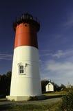 Nauset lighthouse Cape Cod Royalty Free Stock Photos