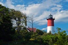Nauset Lighthouse With Lantern Stock Image