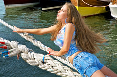Nautical Royalty Free Stock Image