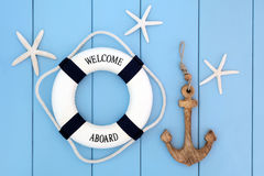 Nautical Abstract Stock Images