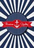 Nautical Anchor Royalty Free Stock Photos
