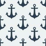 Nautical Anchor vector Stock Image