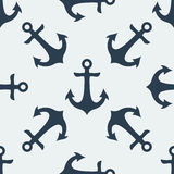 Nautical Anchor vector Royalty Free Stock Photos