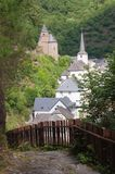 Esch sur sure,luxembourg Royalty Free Stock Images