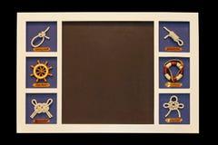 Nautical board Royalty Free Stock Image