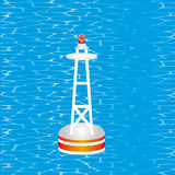 Nautical Buoy Stock Photo