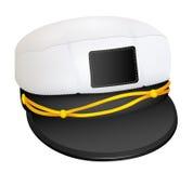 Nautical Captain's Hat. Stock Photo