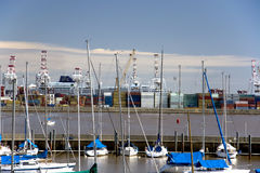 Nautical Club Royalty Free Stock Photo