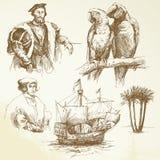 Nautical collection Royalty Free Stock Photos