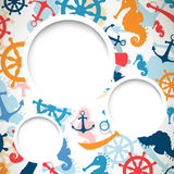 Nautical Elements Royalty Free Stock Photo