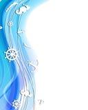 Nautical Elements Royalty Free Stock Images